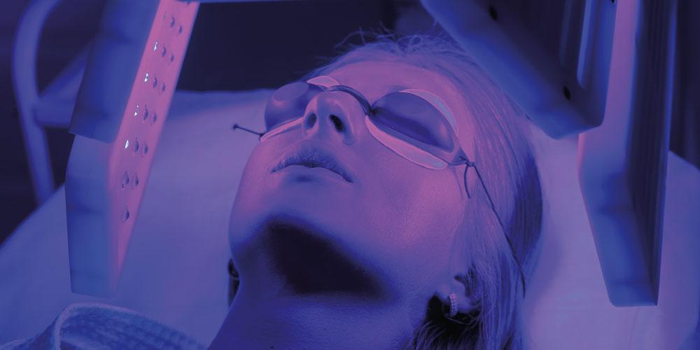 Soin LED Thérapie - Dermessence - Institut de beauté